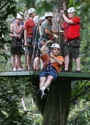 Canopy-tour
