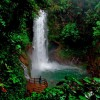 La Paz Waterfall Gardens-a must see place in Central Highlands