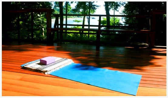 Preparation for Yoga practice