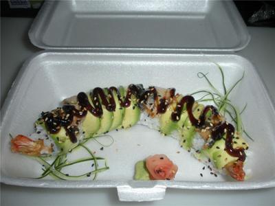 delicious dish at kappa sushi