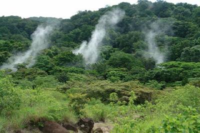 active volcano rincon de la vieja