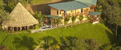 Costa Rica Yoga Spa sky view