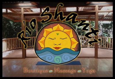 Logo of Rio Shanti