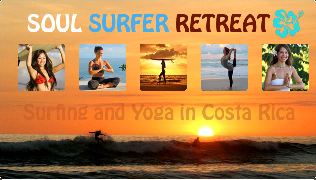 Surfing and Yoga Retreat in Costa Rica