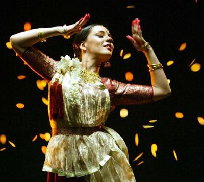 dancing Andrea Vargas