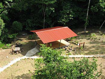 Meditation Garden at Inti resort