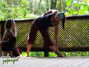 Woman-doing-Yoga-at-Rancho-